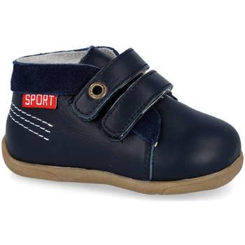 Zapatos Niño Botas de caña baja Bubble Bobble A3098 AZUL