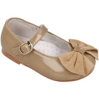 Zapatos Niña Bailarinas-manoletinas Bubble Bobble A2708 ARENA