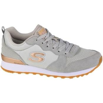 Zapatos Mujer Zapatillas bajas Skechers OG 85 Grises