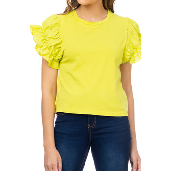 textil Mujer Tops / Blusas Tantra TOP4703 Green