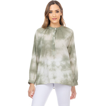 textil Mujer Tops / Blusas Tantra BLOUSE4694 Green