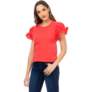 textil Mujer Tops / Blusas Tantra TOP4703 Red