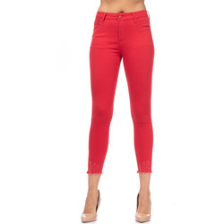 textil Mujer Pantalones chinos Tantra JEANS3671 Red