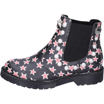 Zapatos Mujer Botines La Fille Des Fleurs BH486 Negro