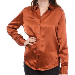 textil Mujer Camisas Scotch & Soda  Naranja