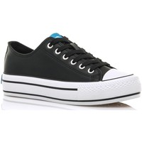 Zapatos Mujer Zapatillas bajas MTNG BIGGER-X NEGRO