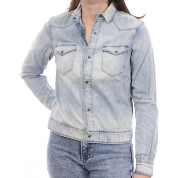 textil Mujer Chaquetas denim Scotch & Soda  Azul