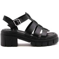 Zapatos Mujer Sandalias Windsor Smith SLAP NERO