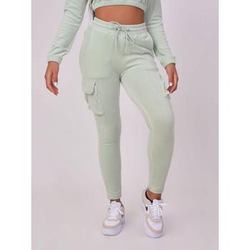 textil Mujer Pantalones de chándal Project X Paris  Verde