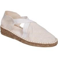 Zapatos Mujer Alpargatas Made In Italia BH501 Oro