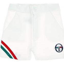 textil Hombre Shorts / Bermudas Sergio Tacchini  Blanco