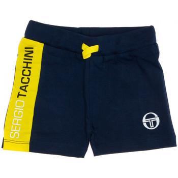 textil Hombre Shorts / Bermudas Sergio Tacchini  Azul