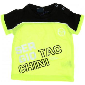 textil Niño Camisetas manga corta Sergio Tacchini  Amarillo