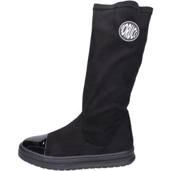 Zapatos Niña Botas urbanas Fiorucci BH520 Negro