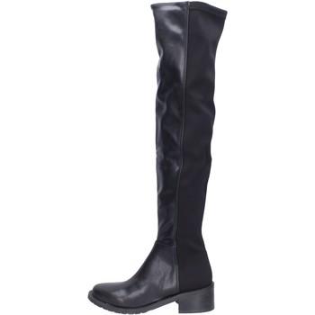 Zapatos Mujer Botas a la rodilla Olga Rubini BH523 Negro