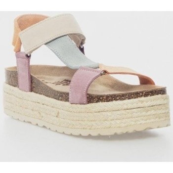 Zapatos Mujer Sandalias Trend Shoes CALIFORNIANA PLATAF 3C Multicolor