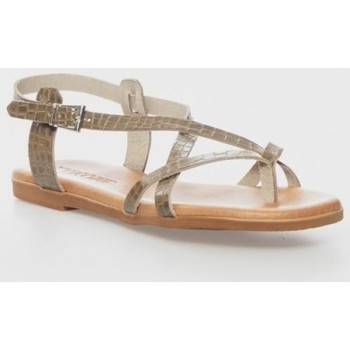 Zapatos Mujer Sandalias Kamome 4802 Verde