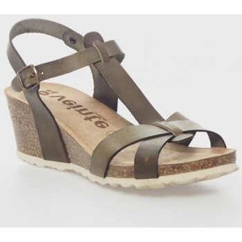 Zapatos Mujer Sandalias Trend Shoes AFRICA Marrón