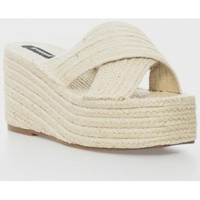 Zapatos Mujer Zuecos (Mules) Kamome Trends 3R6 Beige