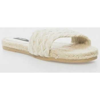 Zapatos Mujer Zuecos (Mules) Kamome Trends 2S30 Beige