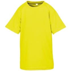 textil Niño Camisetas manga corta Spiro S287J Multicolor