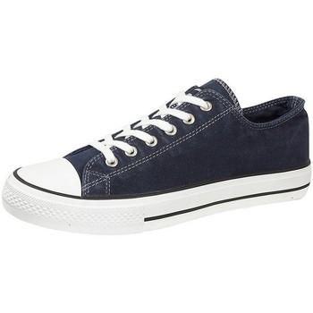 Zapatos Hombre Zapatillas bajas Dek  Marino
