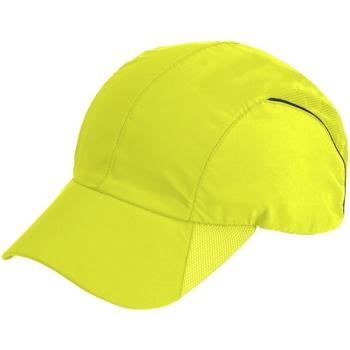 Accesorios textil Gorra Spiro RC088X Amarillo Fluorescente