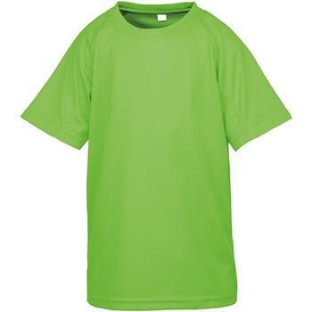 textil Niños Camisetas manga corta Spiro SR287B Lima