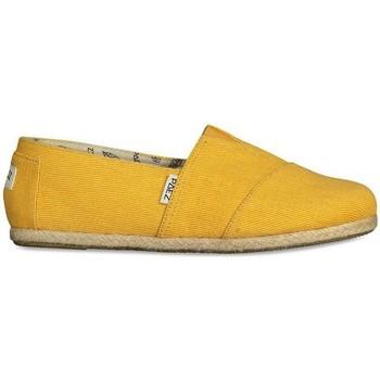 Zapatos Mujer Alpargatas Paez Raw Original Essential W Maracuya Amarillo