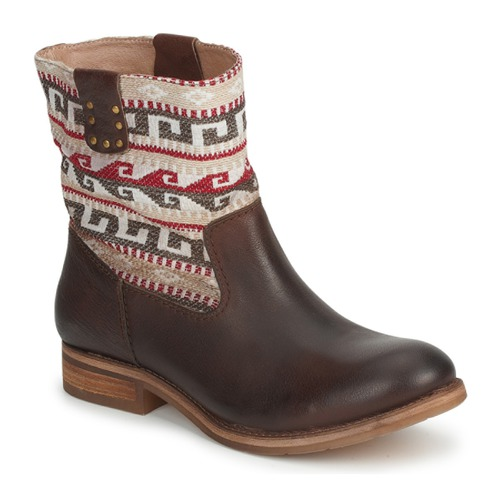 Casual salvaje Zapatos especiales Koah DALIA Marrón