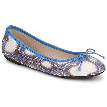 Zapatos Mujer Bailarinas-manoletinas Koah GAME Azul