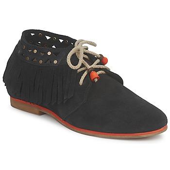 Zapatos Mujer Botas de caña baja Koah YASMINE Negro