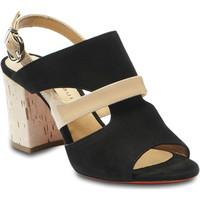 Zapatos Mujer Sandalias Barbara Bui N 5239 SC 10 nero