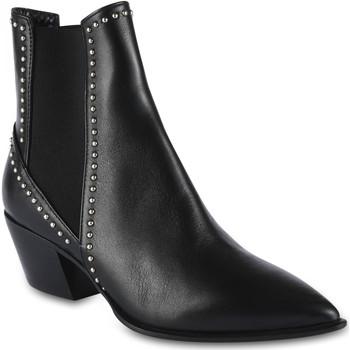 Zapatos Mujer Botines Barbara Bui P5146 VNP 10 nero