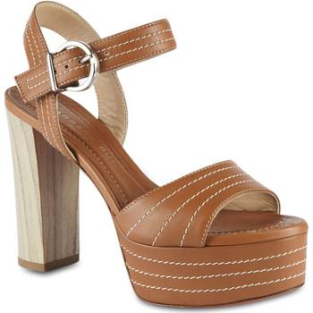 Zapatos Mujer Sandalias Barbara Bui N5341 MMN18 marrone