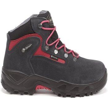 Zapatos Hombre Senderismo Chiruca Botas  Massana 08 Gore-Tex Gris