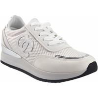 Zapatos Mujer Zapatillas bajas Bienve Zapato señora  abx028 blanco Blanco