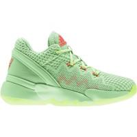 Zapatos Niños Baloncesto adidas Originals  Verde