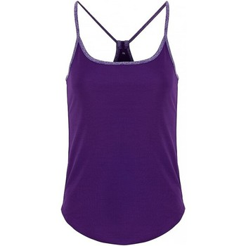 textil Mujer Tops / Blusas Tridri TR043 Violeta