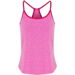 textil Mujer Tops / Blusas Tridri TR043 Rojo