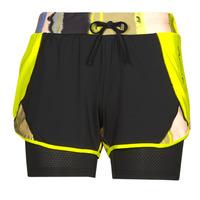 textil Mujer Shorts / Bermudas Only Play ONPARI Amarillo / Negro