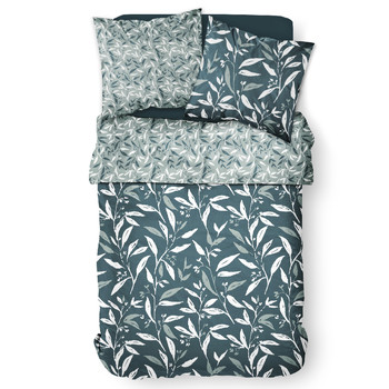 Casa Ropa de cama Today MAWIRA 2.6 Azul