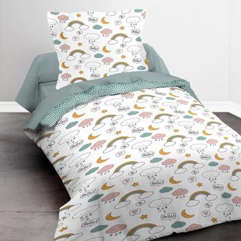 Casa Niña Ropa de cama Today SWEETY 1.15 Blanco