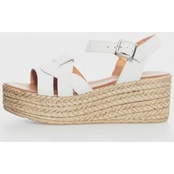 Zapatos Mujer Sandalias Kamome R-335-5-Z Blanco