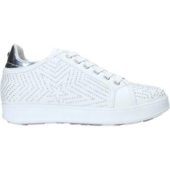 Zapatos Mujer Zapatillas bajas Apepazza SMW12/NAPPA Blanco