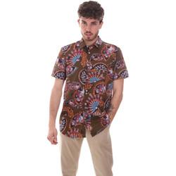 textil Hombre Camisas manga corta Sseinse CE665SS Verde