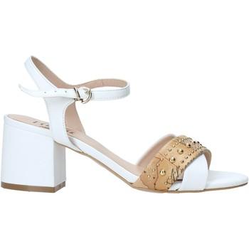 Zapatos Mujer Sandalias Alviero Martini E122 578A Blanco