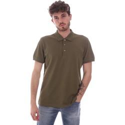 textil Hombre Polos manga corta Navigare NV82108 Verde
