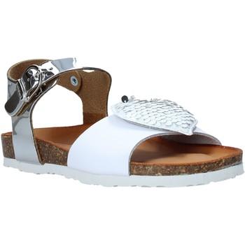 Zapatos Niña Sandalias Bionatura 22PUPAC Blanco