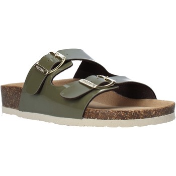 Zapatos Mujer Zuecos (Mules) Bionatura 94THESISD-VERV18 Verde